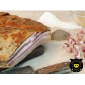 Panceta de cerdo negro