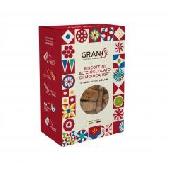 Galletas Tumminello - Galletas con Granos Antiguos Sicilianos y Chocolate Modica IGP