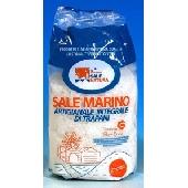 Sal marina integral gruesa de Trapani