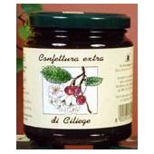 MERMELADA de cerezas Arconatura - Extra con azúcar de caña  (sin pectina añadida) - cerezas