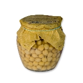 Garbanzos organicos - BioColombini