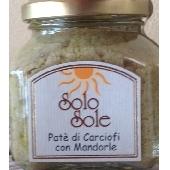Patè de Alcachofas con Almendras  - SoloSole