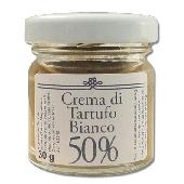 Crema Tartufo Blanco Al 50% - I Peccati Di Ciacco