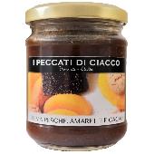 Crema Melocoton Amaretti Cacao - I Peccati Di Ciacco