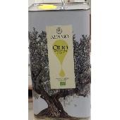 Aceite  Extravergine de Oliva Bio - Adamo