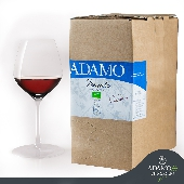 Nero d'Avola Biologico IGP 2018 - Bag 3 Lt.