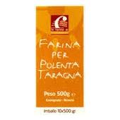 Harina lista para la polenta taragna- Azienda Agricola Falappi Luigi Cascina Marchì