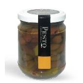 Aceitunas taggiasche sin carozo - Pexto