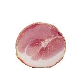 Culatta di Prosciutto Cotto Nostrano(culatta hecha de jamón a la plancha ) - Branchi Prosciutti