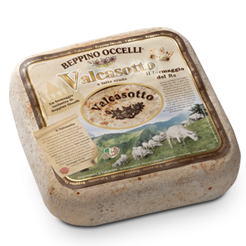 Queso Valcasotto - Beppino Occelli
