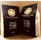 Harina integral con germen de grano antiguo - I Cerchi nel Grano