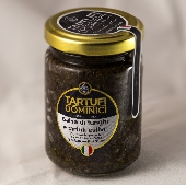Salsa de champi�ones y trufas de verano (trufas 15%) - Tartufi Dominici