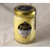 Preparaci�n a base de mantequilla con trufa negra. - Tartufi Dominici