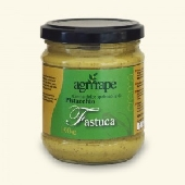 Crema de dulce de pistachos