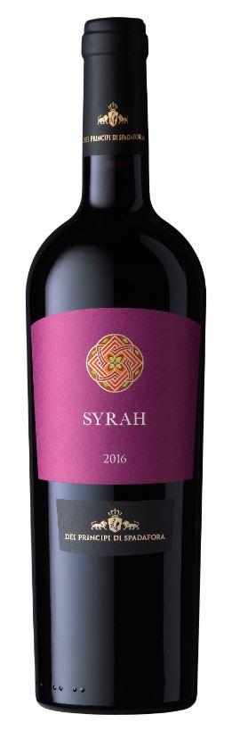 Spadafora Syrah