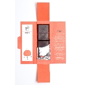 DARINO: El chocolate de Modica bio con cáscara de mandarina tardía Ciaculli
