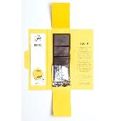 DONATO: El chocolate de Modica bio con la ralladura de limón Interdonato