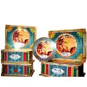 Paquetes de Folk - surtido completo de turr�n Geraci