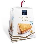 Pandoro gluten-free and lactose-free Notrifree - 500 gr.