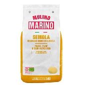 S�mola de trigo duro de la agricultura ecol�gica - Mulino Marino