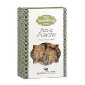 Galletas Tumminello - Dulces  sicilianos de pistacho rizado