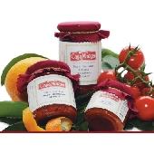 Paté de tomate cherry sabor a naranja Casa Morana