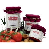 Pat� de tomate cherry sabor Casa Morana