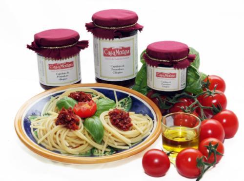 Capuliato de tomate cherry - Casa Morana