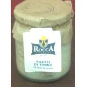 Filetes de atún en aceite de oliva - Stefano Rocca