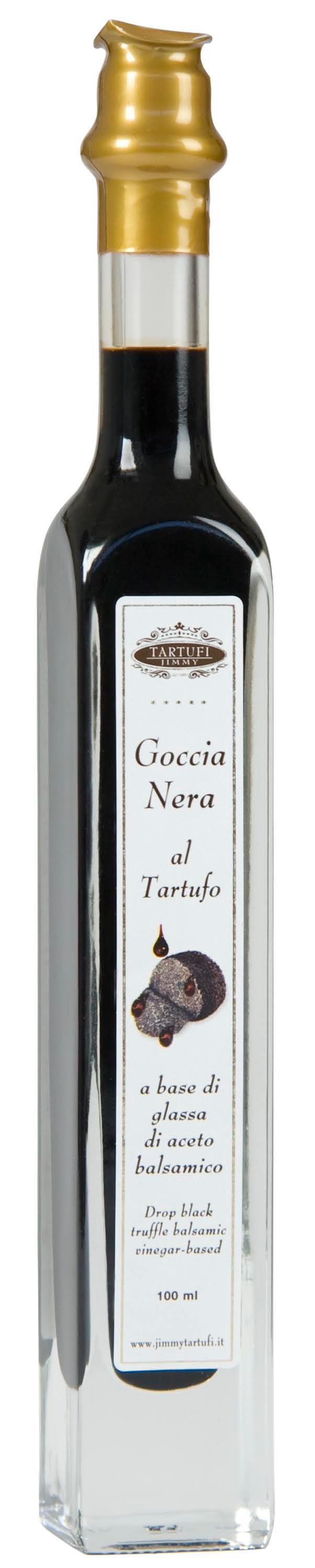 Goccia Negra glaseada de tartufo hecha con aceto balsámico
