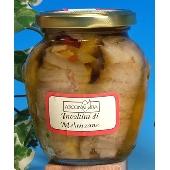 Envuelto de berenjas en aceite de oliva - Arconatura