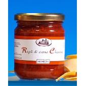 Ragù de carne Chianina IGP - Arconatura