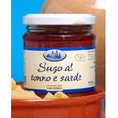 Salsa de at�n y sardinas - Arconatura