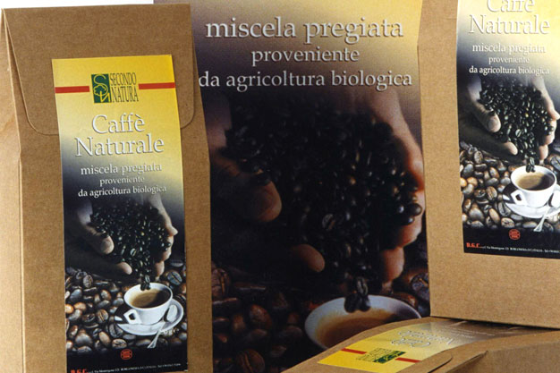 CAFE' VERRI - natural 100% polvo cerrado al vacío c. BIO