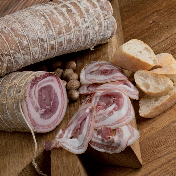 Pancetta del Berlinghetto