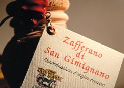Azafrán  de San Gimignano - IL Vecchio Maneggio