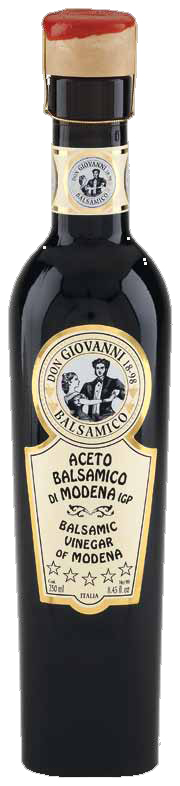 Aceto Balsamico di Modena I.g.p. 5 Stelle - Don Giovanni Acetaia Leonardi