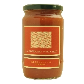 "Pulpa de tomates con tomatitos  ""PRUNILLI"" - Az. Agr. Paolo Petrilli"