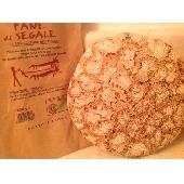 Pan Biol�gico con harina de Segale cocci�n a le�a
