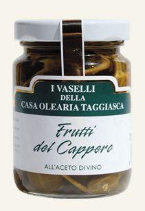 Alcaparras en aceto- Casa Olera Taggiasca