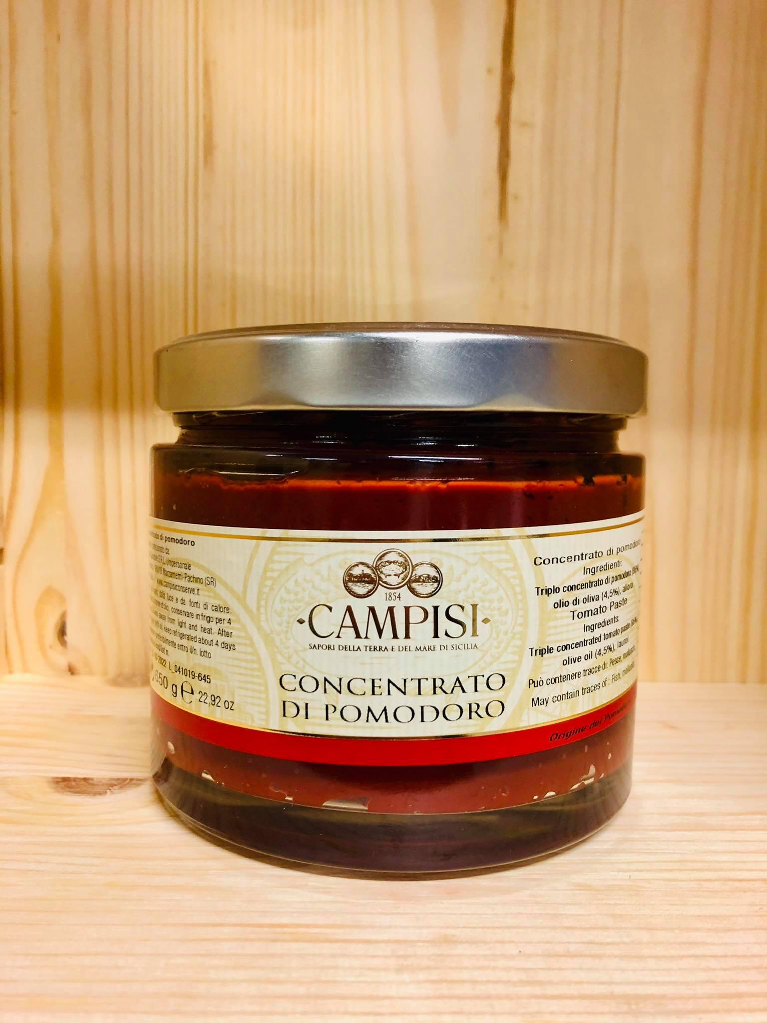 Concentrado de tomate cherry de Pachino - Campisi