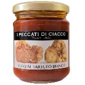 Salsa de tomate y Tartufo Blanco - I Peccati Di Ciacco