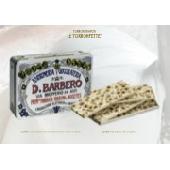 Torronfette Individuale con Avellana Piemonte I.G.P. in scatola - Torronificio Barbero