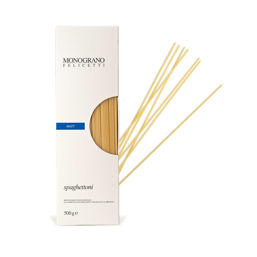 Spaghettoni Monograno Biol�gico - Pastificio Felicetti