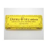 Chocolate de Modica al Lim�n - Donna Elvira Dolceria