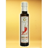 Condimento de chiles y ajo a base de aceite de oliva - Oleificio Costa