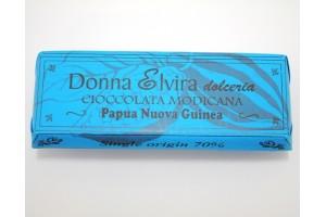Chocolate de Modica Papua Nuova Guinea 70% - Donna Elvira Dolceria