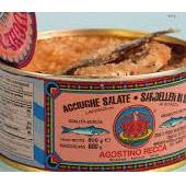 Anchoas Saladas  - Agostino Recca