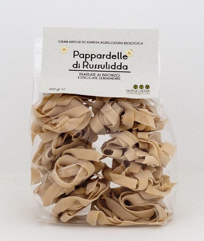 Pappardelle de Russulidda - Fastuchera Azienda Agricola