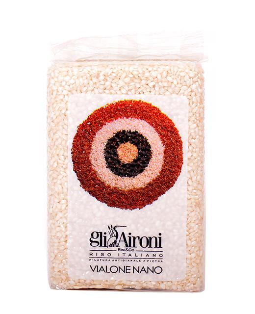 Arroz Vialone Nano - Gli Aironi